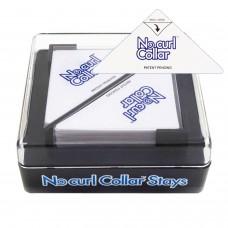 30-Pair - 20-Pair Dispensing Case + 10-Pair Refill Pack No Curl Collar Stays