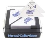 60-Pair - 40-Pair Dispensing Case + 20-Pair Refill Pack No Curl Collar Stays